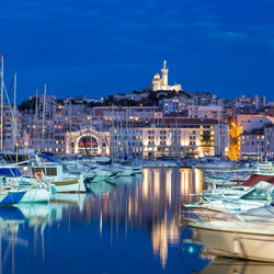 Luxury Car Rental Marseille