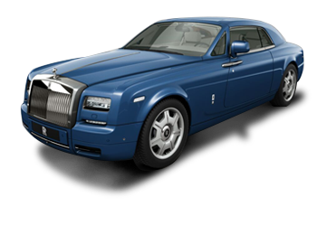 Rolls-Royce Phantom Coupe Hire