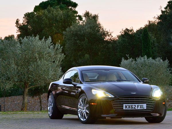 Aston Martin Rental Germany Luxuryvaston Martin Rapide S Hire