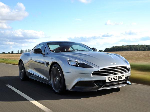 Rent Aston Martin Vanquish Book Luxury Car - Aston martin vanquish rental