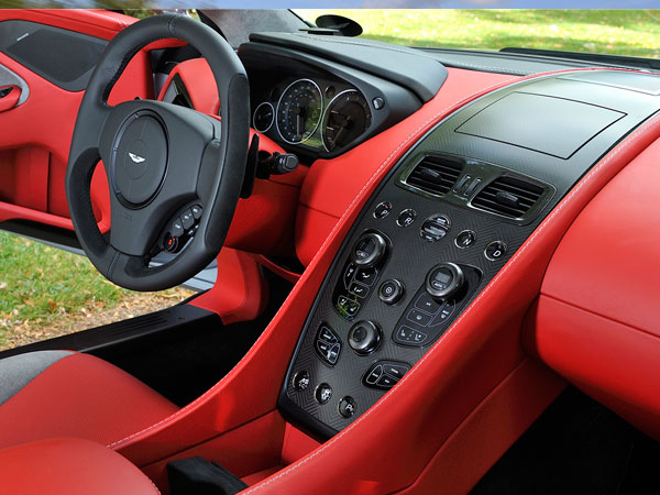 Rent Aston Martin Vanquish Book Luxury Car
