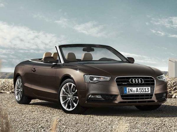 Audi A5 Cabriolet Rental Book Luxury Car