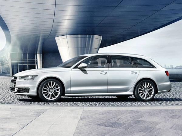 Audi A6 Avant Rental Book Luxury Car