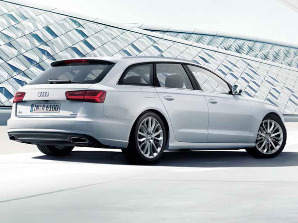 Audi A6 Avant, a powerful and luxury estate car