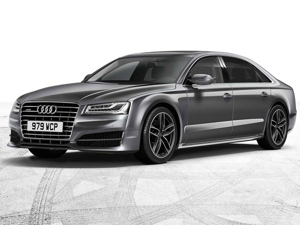 Audi A8 is a luxury limousine