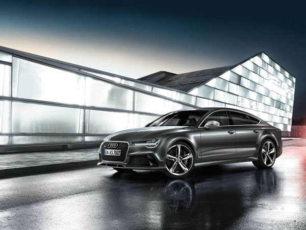 Audi RS 7 Sportback, one of the best sports cars
