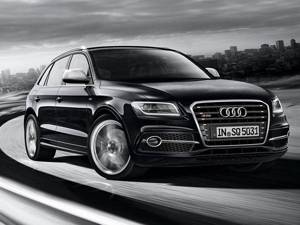 Audi Sq5 Rental Book Luxury Car