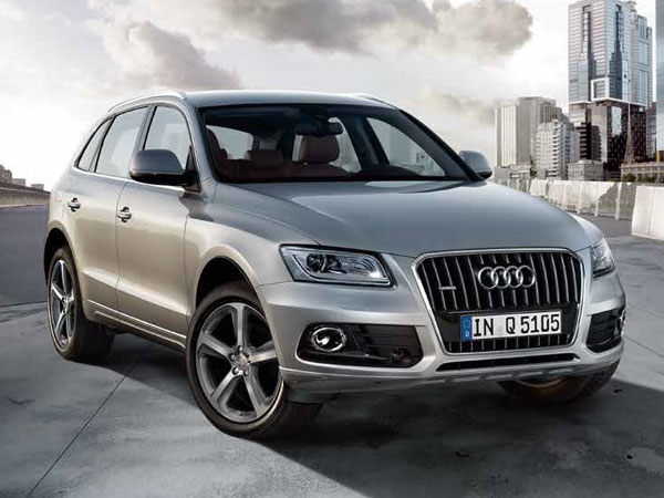 Audi SQ5, a luxury SUV with sporty looks