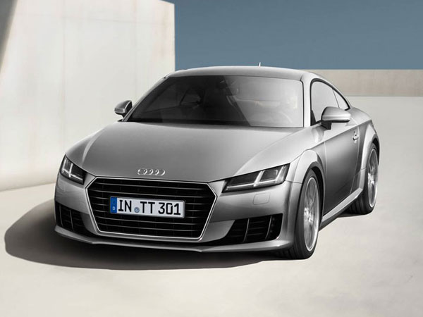 Audi Tt Coupe Rental Book Luxury Car