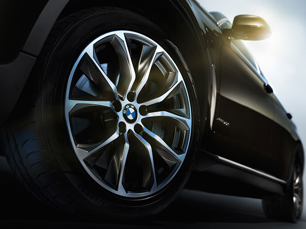 BMW's forged wheels