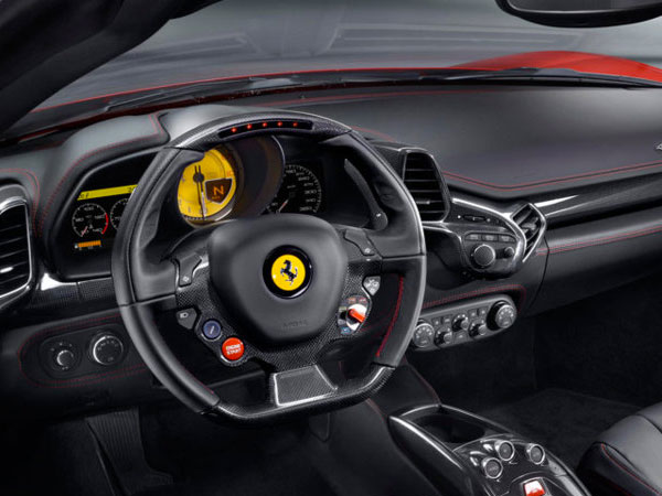 Ferrari 458 Spider Rental Book Luxury Car