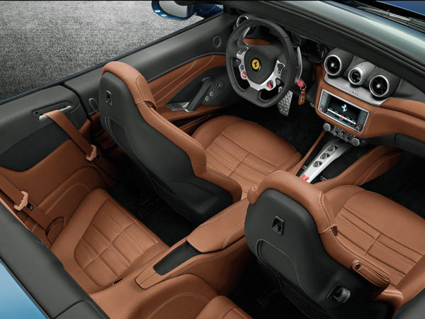 Ferrari California T Rental Book Luxury Car