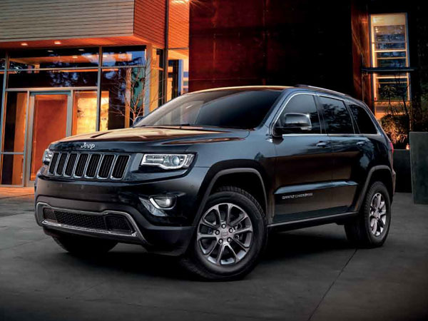 Jeep Grand Cherokee Limited Rental Book Luxury Car