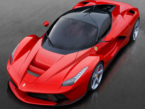 Laferrari Rental Book Luxury Car