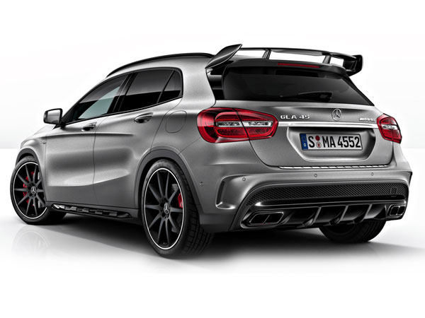 Mercedes Gla 45 Amg Rental Book Luxury Car