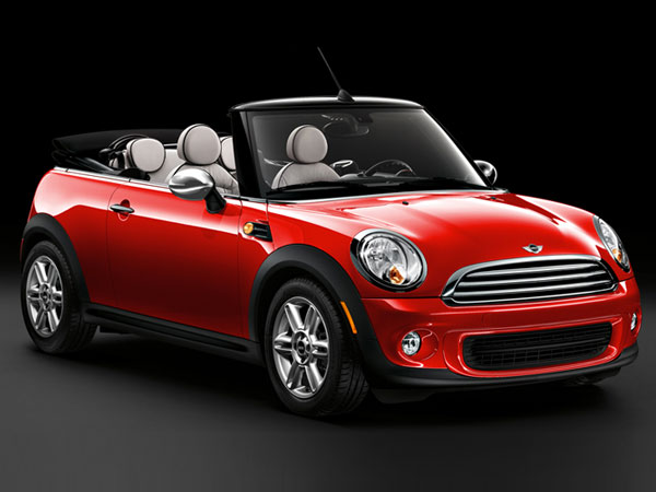 Mini cooper s convertible rental book luxury car for Cooper rentals