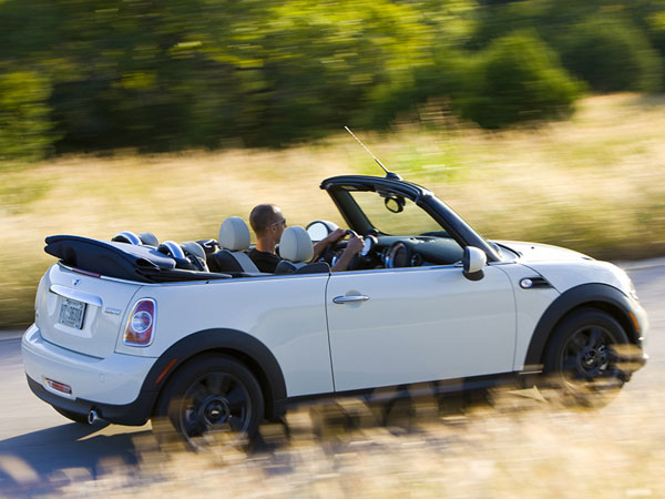 Mini Convertible Cooper S Rental Italy Mini Cabriolet Hire Italy