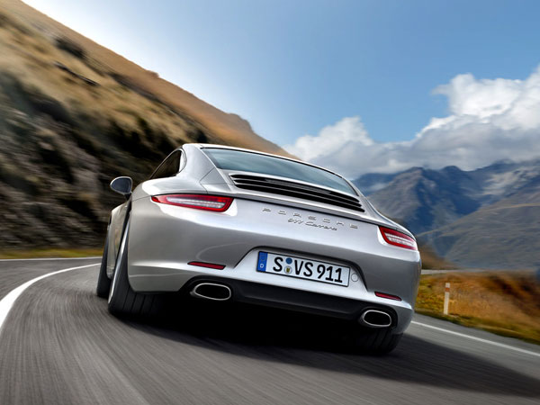 Porsche 911 Carrera Rental Book Luxury Car