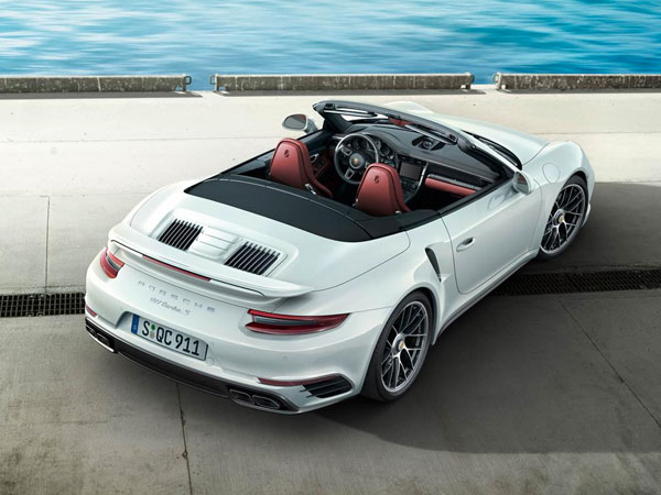 Porsche 911 Turbo Rental | Book Luxury Car