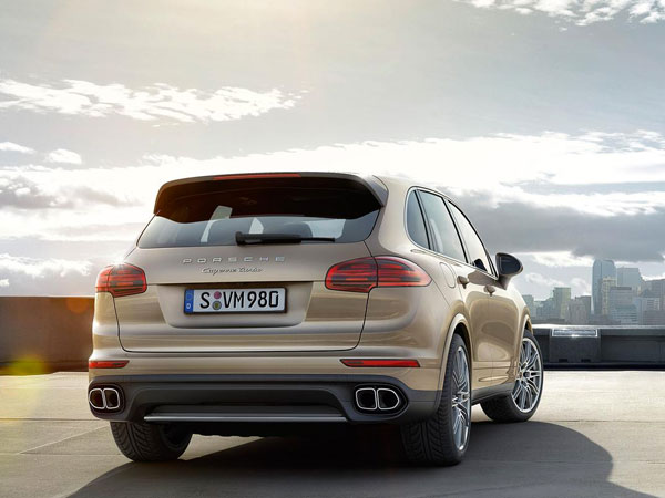 Porsche Cayenne Turbo, a Luxury SUV