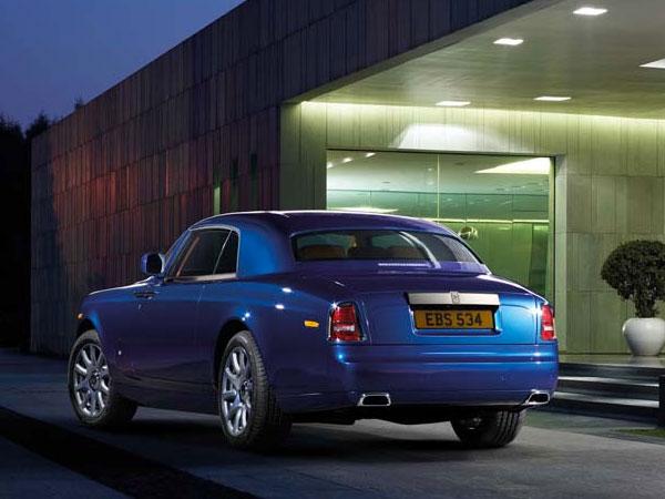 Rolls Royce Phantom Coupe Rental Book Luxury Car
