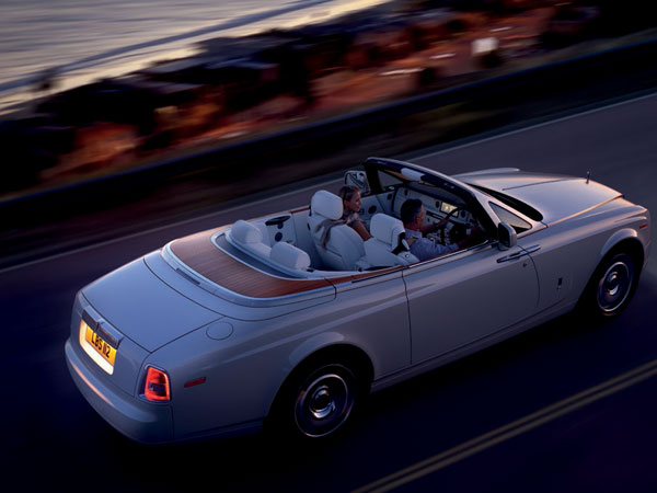 4 Seat Convertible Phantom Drophead