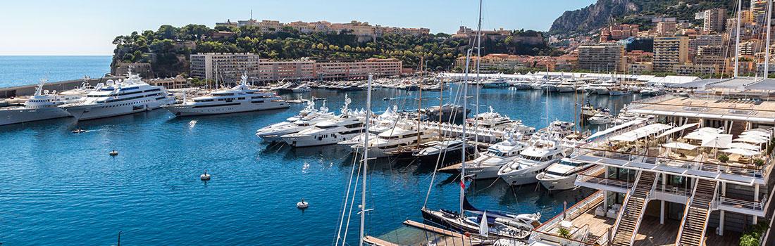 Luxury Car Rental In Monaco