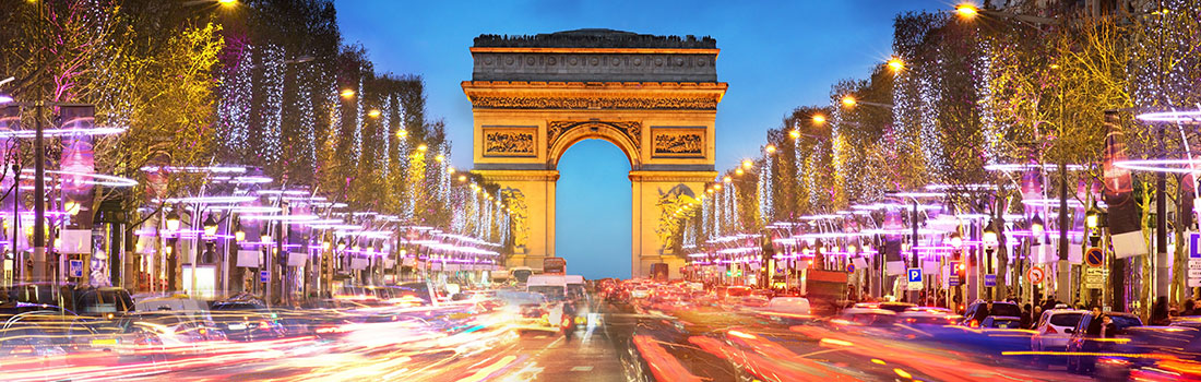 Luxury Car Rental Paris